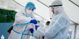 Koronawirus w Polsce. Duży wzrost tydzień do tygodnia