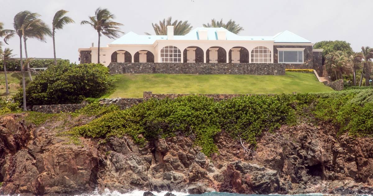 """""""Pedophile Island"""": Die Jungferninseln verklagen Jeff Epsteins wegen Missbrauch"""