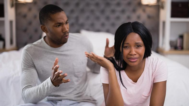 Want peace of mind? Avoid negative women! [Credit: Shutterstock]