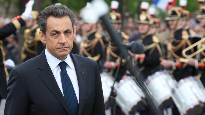 Przeszukania w domu i biurach byłego prezydenta Sarkozy'ego