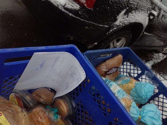 Gajbice sa hlebom