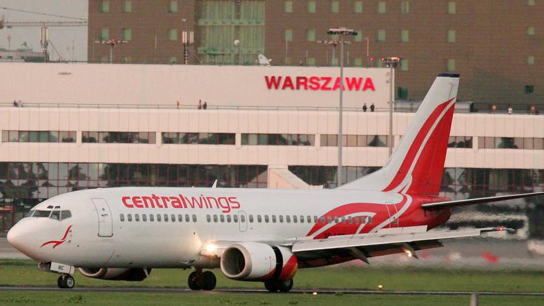 Ostatnie lądowanie Centralwings