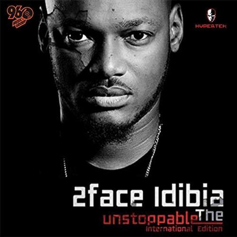 Cover art for 'Unstoppable (International Edition)' by 2Baba).' (Amazon)