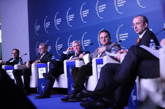 Biznis forum na Kopaoniku prošle godine