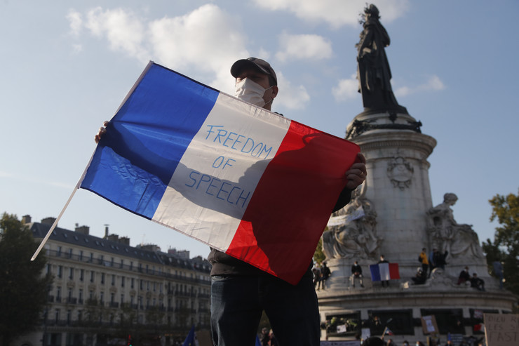 Pariz Francuska protest