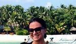 Nina Badrić se baškari na Maldivima i svi hvale njen izgled, a retko ko je primetio ČUDAN DETALJ na telu poznate pevačice