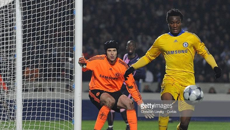 Image result for mikel obi with petr