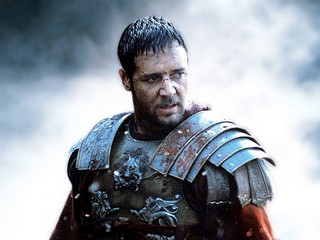 Russell Crowe film kino Hollywood Gladiator