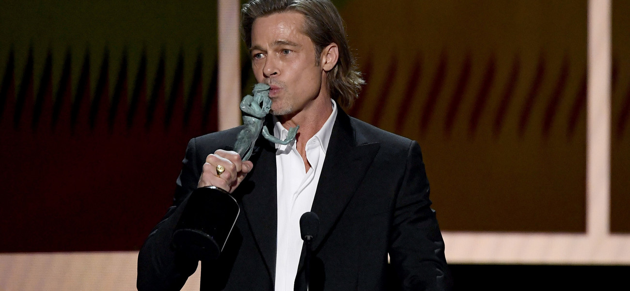 Brad Pitt SAG Awards / East News