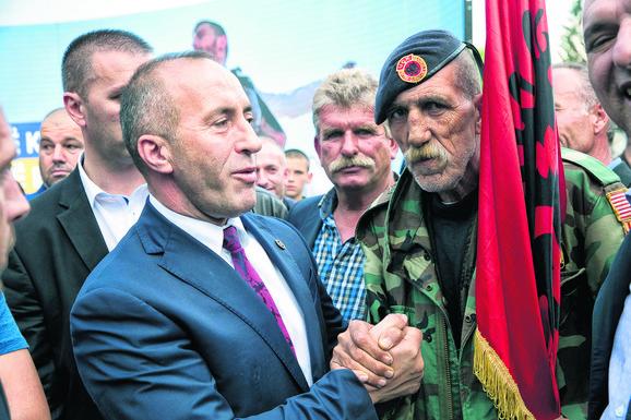 Haradinaj je juče izjavo da će poštovati ukidanje zakona o Specijlaom sudu, ako Skupština Kosova tako odluči