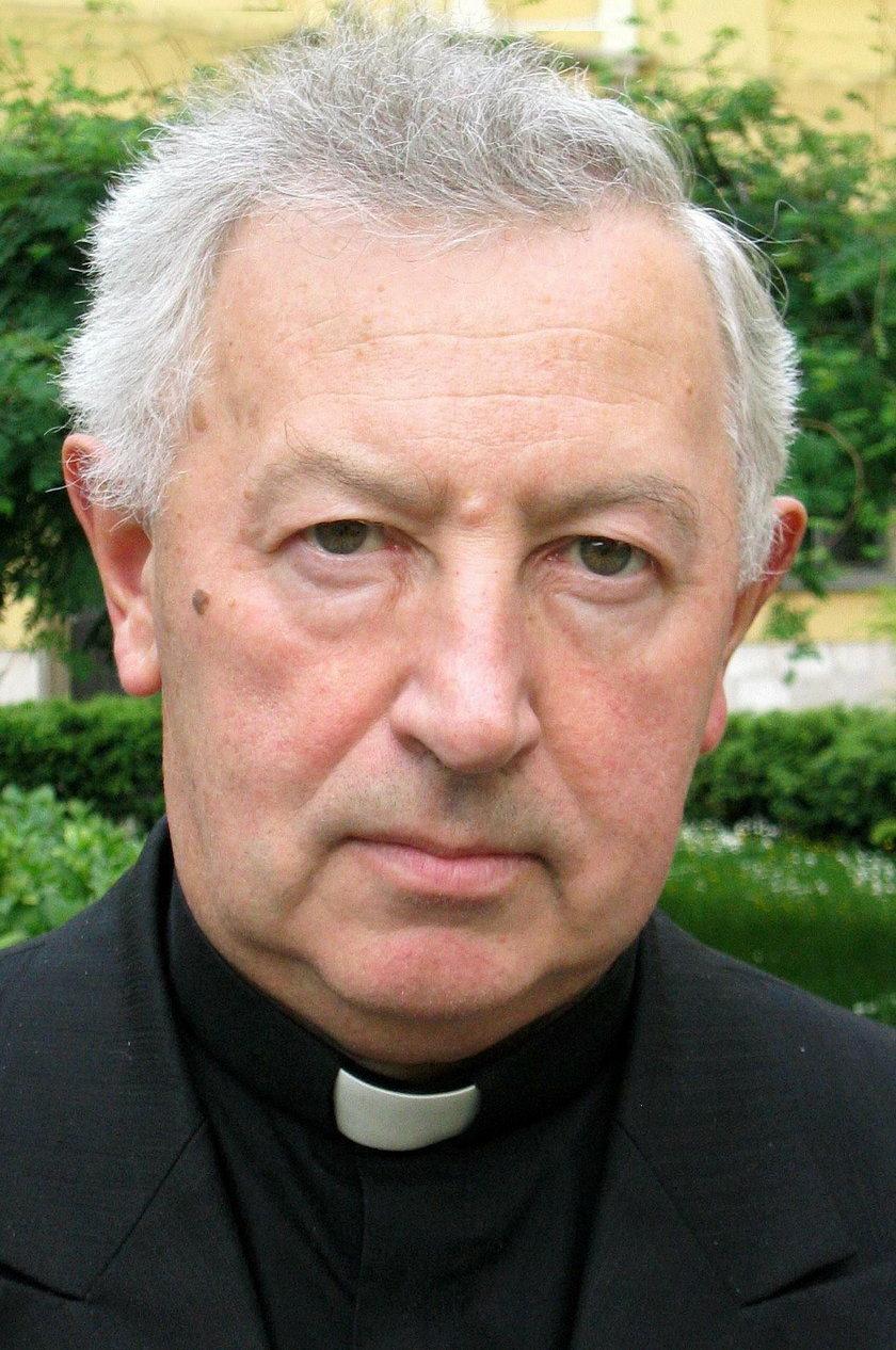 Krakow. Jan Maciej Dyduch, kanclerz kurii krakowskiej