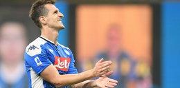 Zamiast grać, Polak może oglądać mecze z trybun. Milik ugrzęźnie w Napoli?
