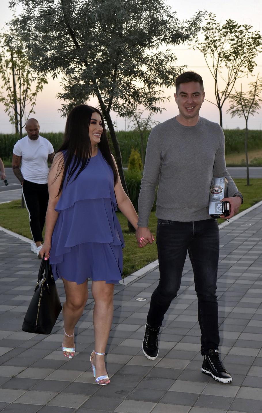 Andreana Čekić sa dečkom