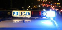 Strzelanina we Wrocławiu! Szedł z nożem na policjantów