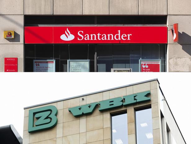 Santander, BZ WBK