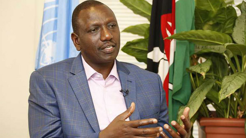 Dp Ruto Confesses Weston Hotel Was Built On Grabbed Land In Heated Bbc Interview