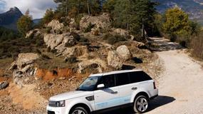 Land Rover Range_e - hybrydowa terenówka