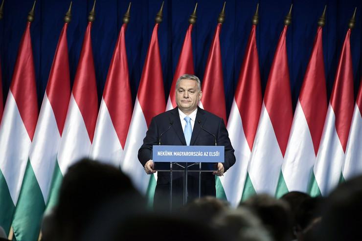 Viktor Orban, EPA-  SZILARD KOSZTICSAK