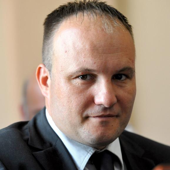 Alternativa ne postoji: Zamenik gradonačelnika Užica Nemanja Nešić