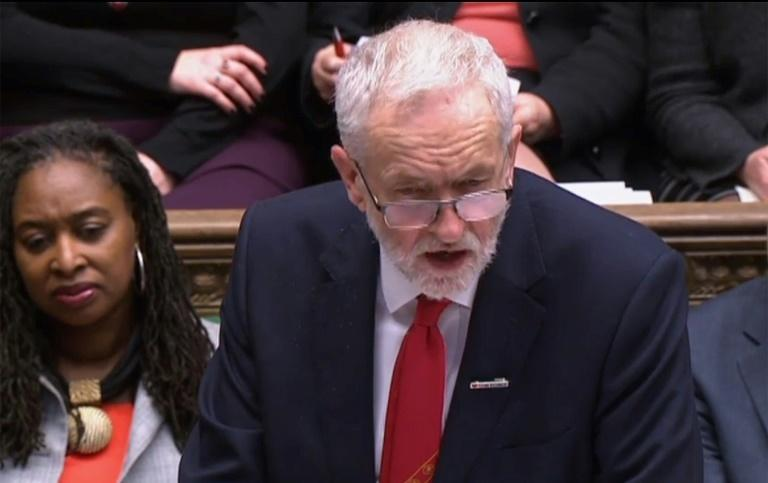 Labour Party leader Jeremy Corbyn has come under fire from europhiles for failing to push for a second referendum
