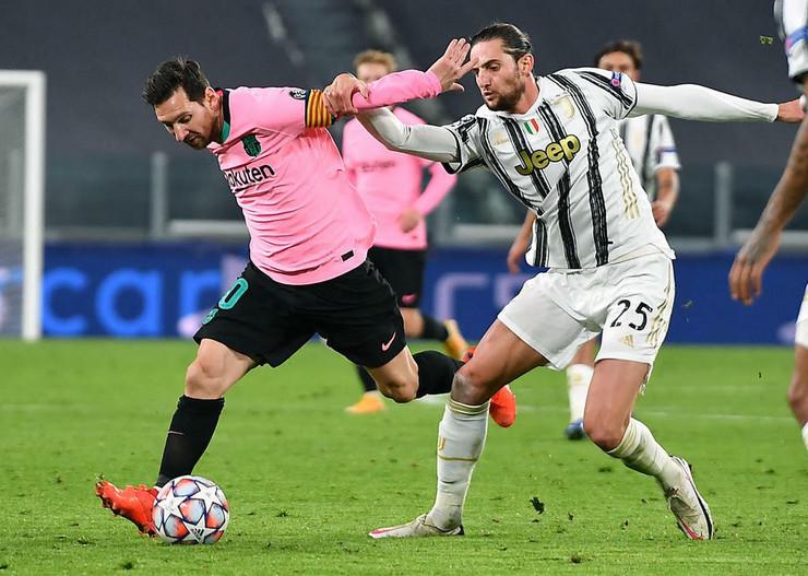 Mesi protiv Juventusa