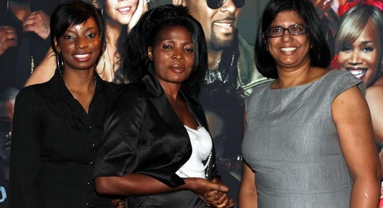 Rose Muhando back in 2012