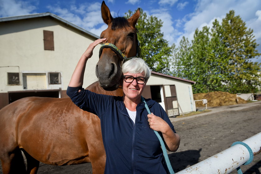 Joanna Kluzik-Rostkowska jest miłośniczką zwierząt