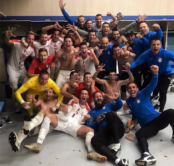 Mlada fudbalska reprezentacija Srbije