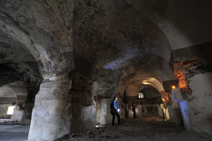 Novi Sad 1132 barutana katakombe foto Robert Getel-1