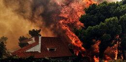 Szokująca teoria: pożary w Grecji to nie przypadek!