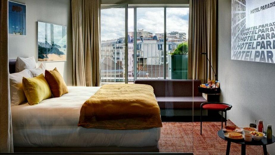 Hotel Paradiso w Paryżu