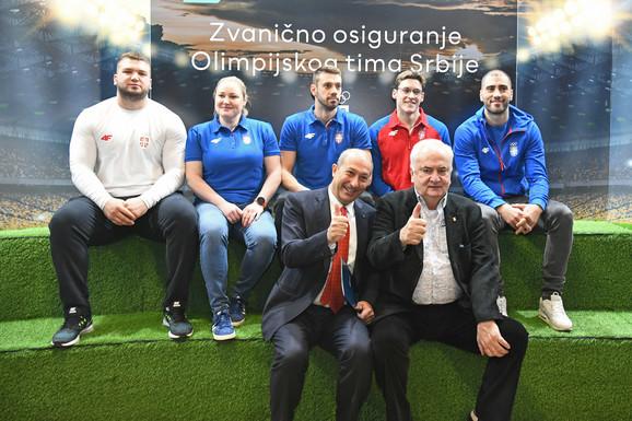 Druženje sa olimpijcima na Sajmu