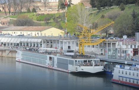 Brodovi uplovili u Luku Beograd