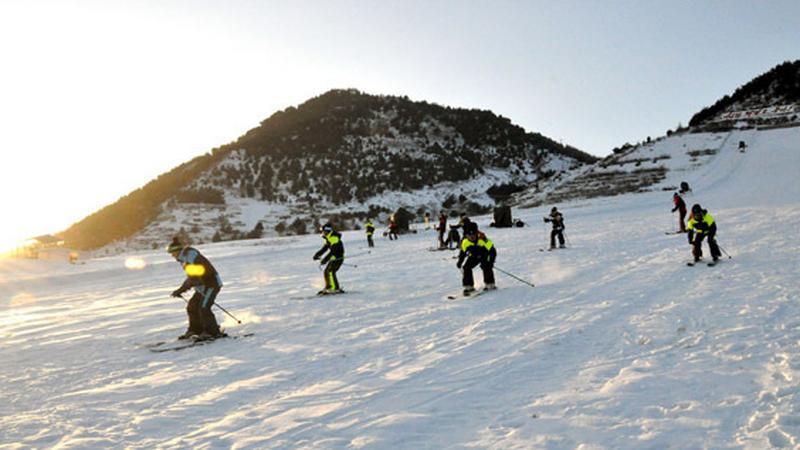 Nowy ośrodek narciarski Kanggye w Korei Północnej