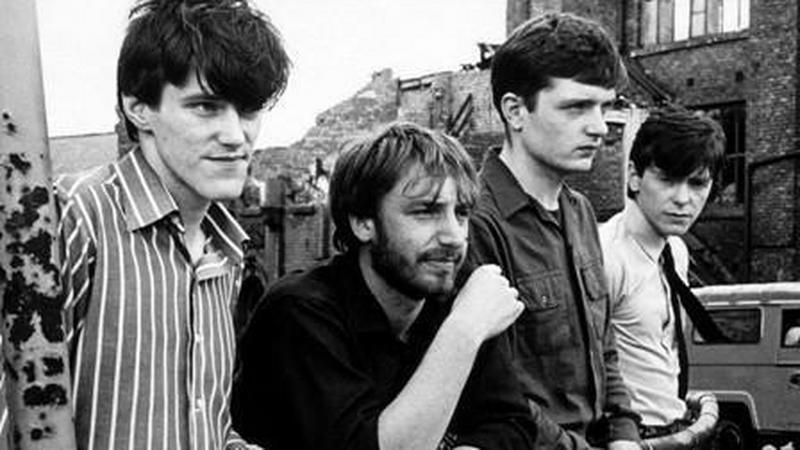 Joy Division (fot. oficjalna strona zespołu)