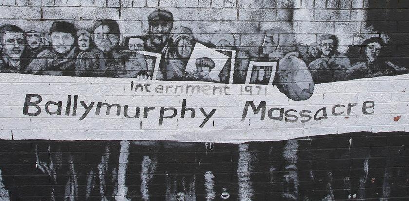 Masakra w Ballymurphy. Wojsko strzelało do niewinnych ludzi. Wśród ofiar matka ośmiorga dzieci