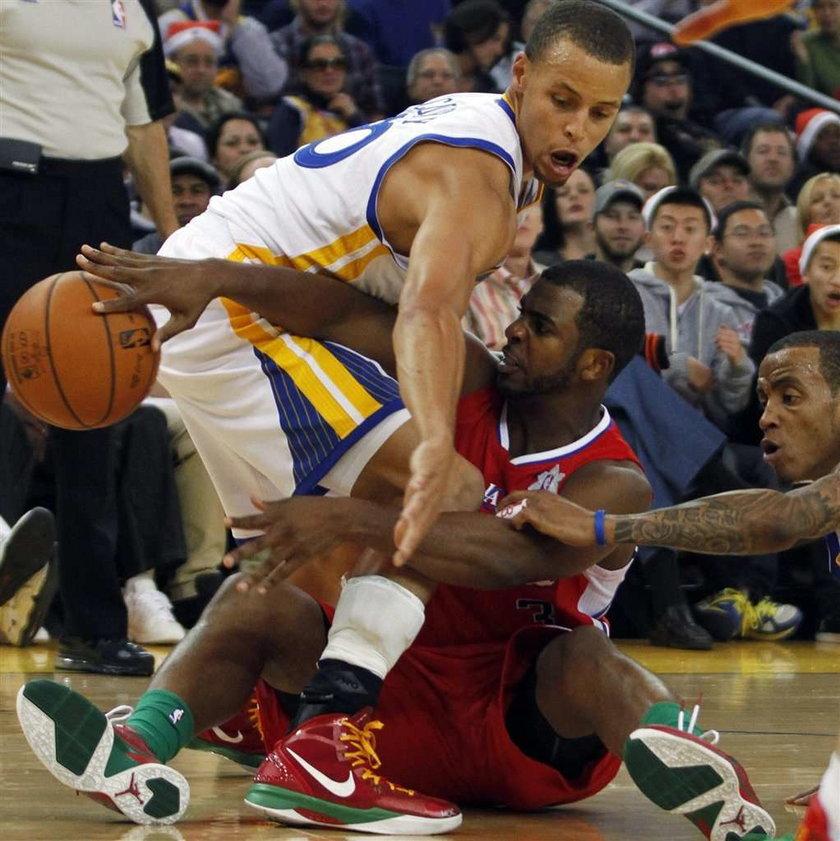 W pierwszy dzień świąt na parkiety NBA wrócili koszykarze