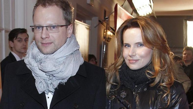 Maciej i Samanta Stuhr