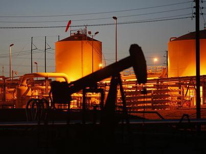 Ropa naftowa od kilku sesji zalicza wzrost notowań