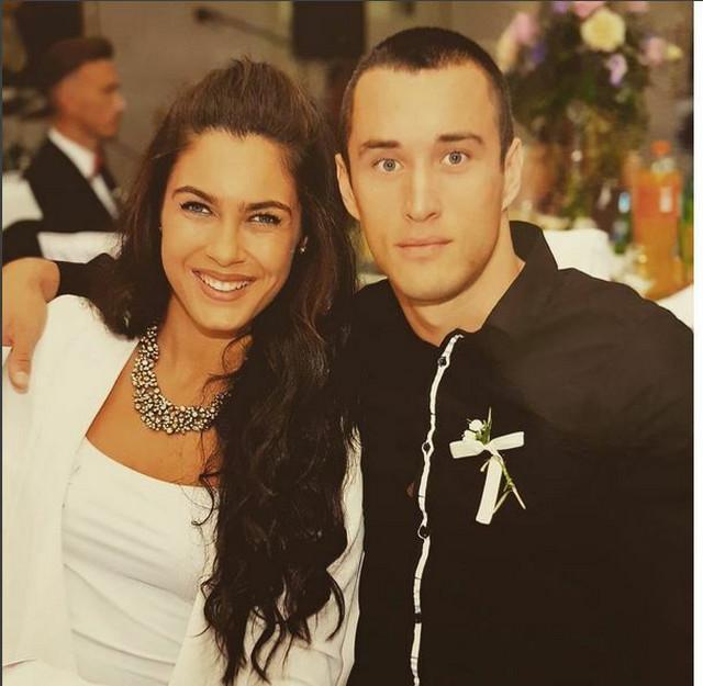 Milica Mandić sa dečkom
