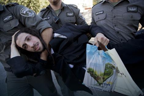 Sukobi u Jerusalimu nisu retkost