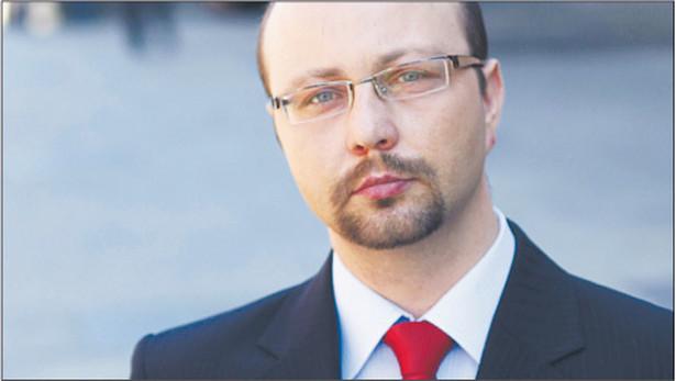Bartosz Maciejewski, prawnik z Kancelarii Prawniczej Włodzimierz Głowacki i Wspólnicy sp.k. Fot. Materiały prasowe