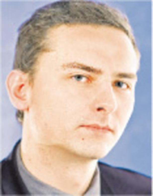 Łukasz Guza, zastępca kierownika działu praca
