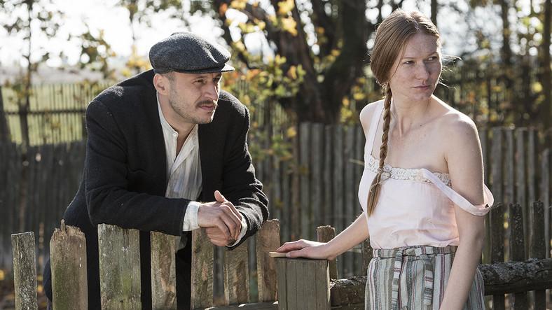 Nagrodzona na ubiegłorocznym festiwalu Młodzi i Film w Koszalinie Katarzyna Dąbrowska