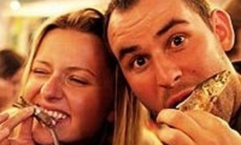Polskie małżeństwo spadło z klifu