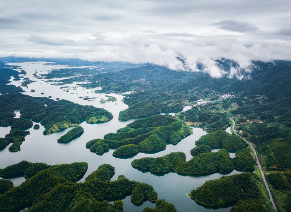 Jezero Ćiandao