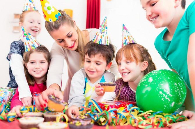 Dečji rođendani stvar prestiža
