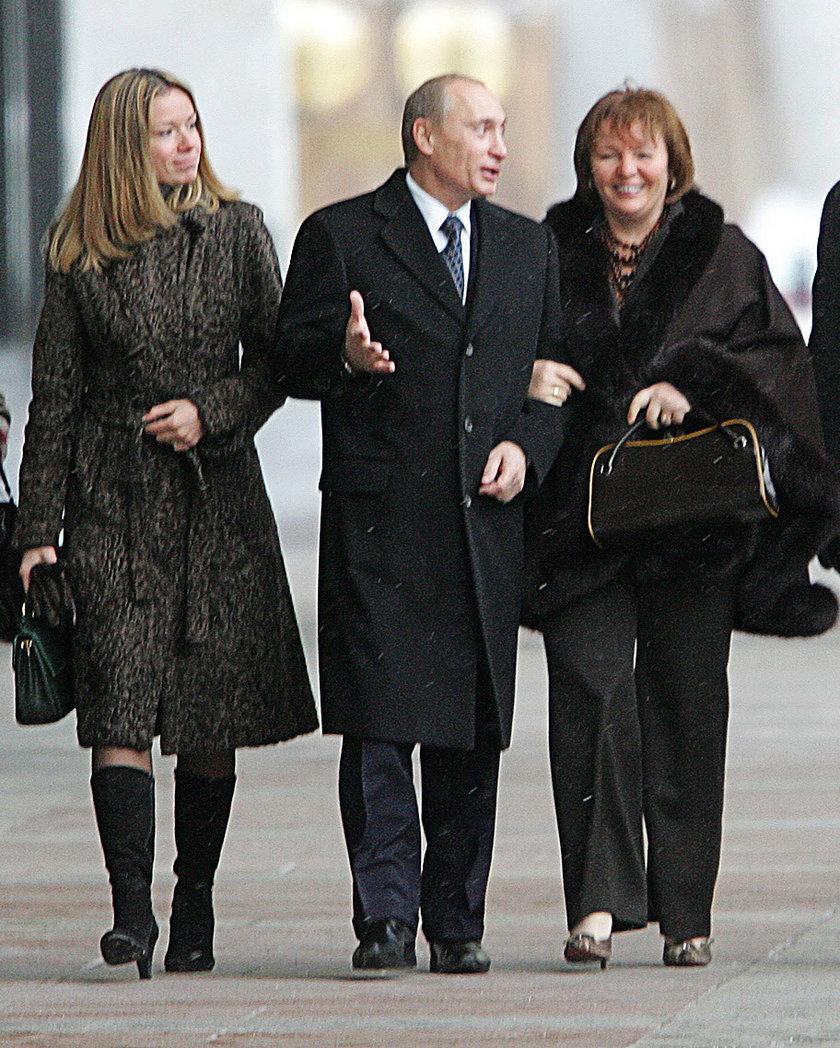 Rodzina Putina