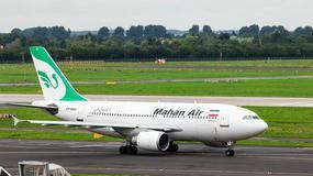 Iran: od Boinga 747 odpadł silnik. Pilot wylądował