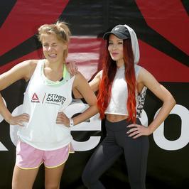 Znani na Reebok Fitness Camp